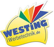 Logo Westing Werbetechnk