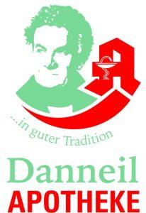 Neues Logo der Danneil-Apotheke in Kalbe/Milde