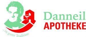 Logo Danneil-Apotheke querformatig